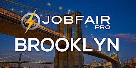 Brooklyn Virtual Job Fair November 18 2020 tickets
