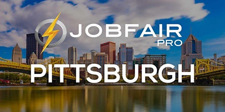 Pittsburgh Virtual Job Fair November 17 2020 tickets