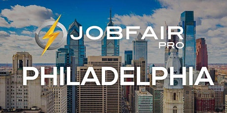 Philadelphia Virtual Job Fair December 8, 2020 tickets