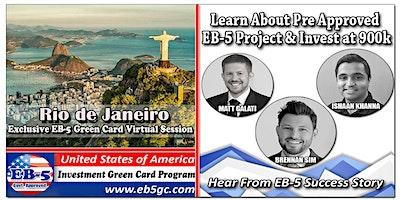 Rio+de+Janeiro+EB-5+American+Green+Card+Virtu