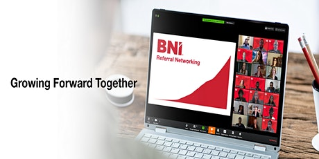 "BNI Go Givers (online ""virtual"" meeting) tickets"