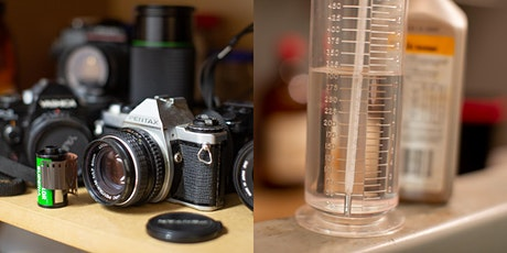 Film Photography and Developing workshop tickets
