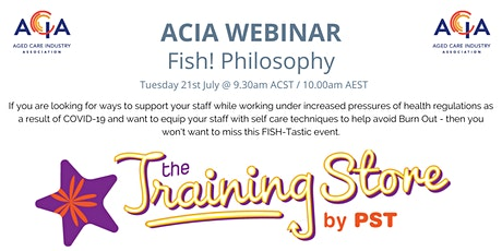 Fish! Philosophy - Online Training tickets