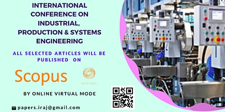 Industrial, Production & Systems Engineering tickets