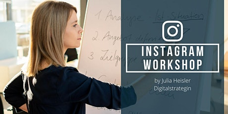 Instagram Strategie Workshop - Oldenburg Tickets