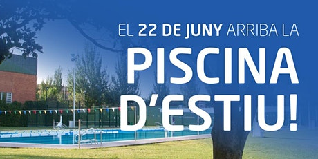 Piscina d'Estiu 2020 tickets