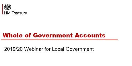 WGA OSCAR 2 Local Government DCT 2019-20 Webinar tickets