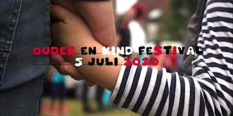 Ouder en Kind Festival 2020 tickets