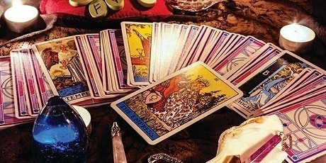 Tarot & Oracle Card Circle with Kim Claydon & Karen Butler tickets