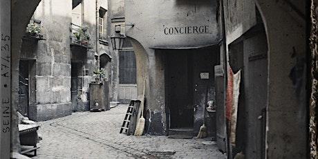 Images/Cité - Regards croisés sur Paris billets
