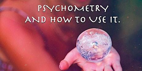 Psychometry - with Kim Claydon & Karen Butler tickets