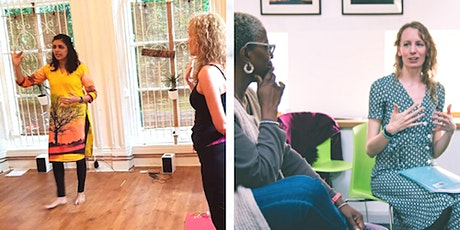 Creative Wellbeing Workshops for Third Sector workers tickets