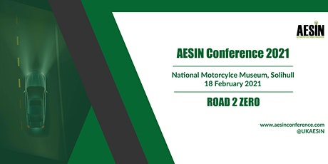 AESIN 2021 Conference tickets