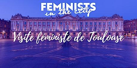 Visite féministe de Toulouse billets