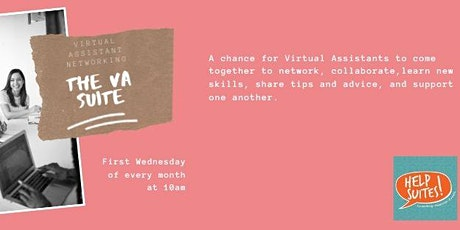 The VA Suite - Virtual Assistant Networking tickets
