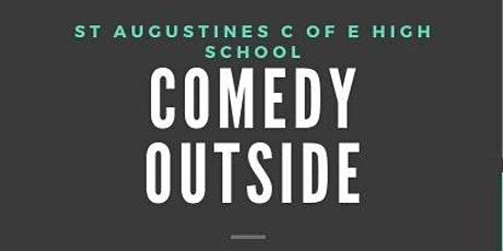 Comedy Outside (Lockdown is over) tickets