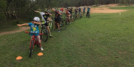 Junior MTB Shredders  (8-12 y.o) Term 3 2020 tickets