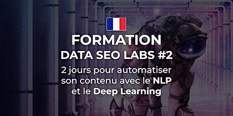 DATA SEO LABS - Niveau 2 - Paris (2 jours) billets