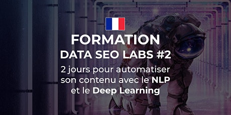 DATA SEO LABS - Niveau 2 - Lyon tickets