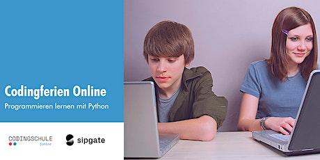 Codingferien Online Tickets