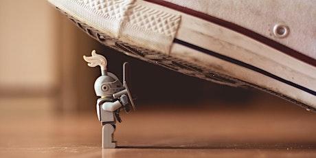 Taller Online: Introducción al Design Thinking y  Lego Serious Play entradas