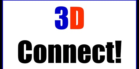 3D Connect Virtual 9th July tickets