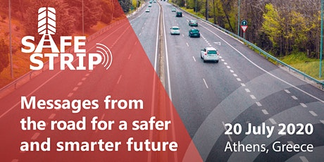 Messages from the road for a safer and smarter future tickets