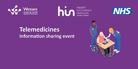 Telemedicine Webinar – information sharing event tickets
