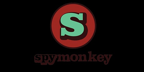 Spymonkey: Basics of branding and poster and flyer design tickets