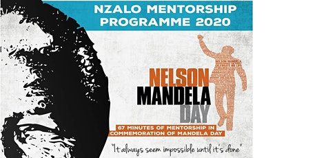 NZALO MENTORSHIP PROGRAMME 2020 tickets
