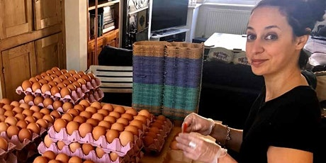 Events Company Owner Pivots to Online Egg Delivery during COVID-19 tickets