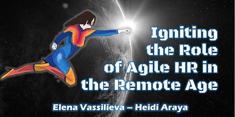 Igniting the Role of Agile HR in the Remote Age tickets