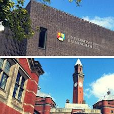 The University of Birmingham Business Club logo