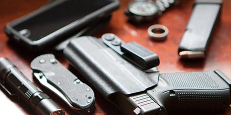 Handgun Safety and Personal Protection tickets