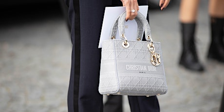 Online Fashion Masterclass: Investment Pieces & Designer Bags tickets