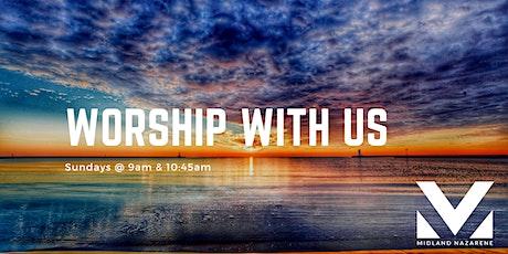 MidNaz Sunday Worship tickets