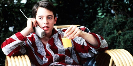Ferris Bueller's Day Off - Burwash Manor, Cambridge - Drive In Cinema tickets