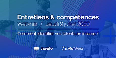 Entretiens et compétences : comment identifier vos talents en interne ? billets