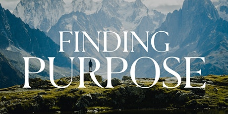 Finding Purpose tickets