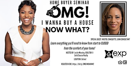*VIRTUAL* OMG! I WANNA BUY A HOUSE NOW WHAT?! tickets