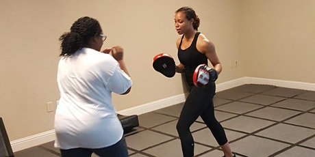Two Person Lady Self-Defense Seminar (Consecutive Saturdays) tickets