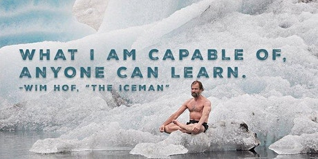 EXPERIENCE  WIM HOF METHOD WEEKEND IN SYDNEY with SAM JAVED tickets