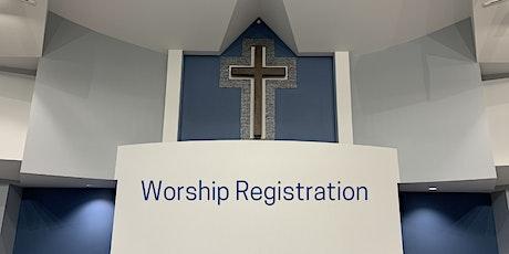 GTLC Worship Registration - July 12th tickets