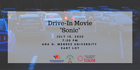 Drive-In Movie tickets