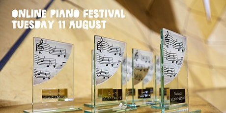 Online Piano Festival ~ Fundraiser for Westminster House Youth Club in SE15 tickets