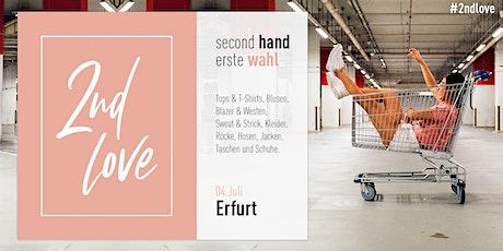 Second Love - Erfurt Tickets
