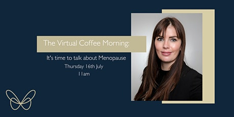 Join the Conversation: It's time to talk about menopause tickets