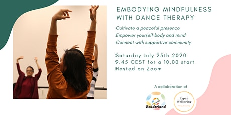 Embodying Mindfulness with Dance Therapy for A Healthier and Happier YOU tickets