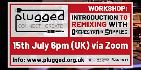 Introduction to remixing workshop using GarageBand tickets