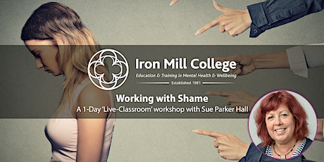 Working with Shame - Sue Parker Hall (1-Day) tickets